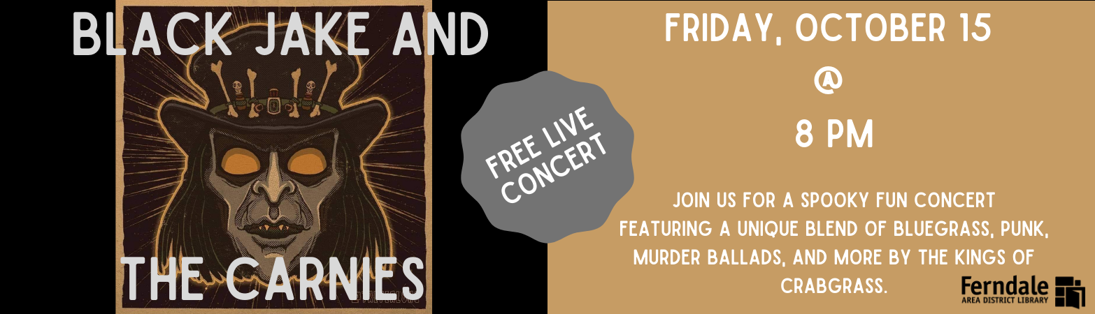 Performing Free Concert at the Ferndale Library